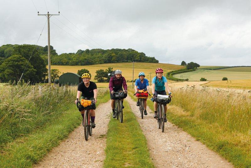 Ride King Alfred's Way in Bike Week