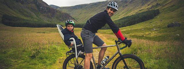 A Guide To Child Bike Seats Cycling Uk, Child Car Seat For Bikes