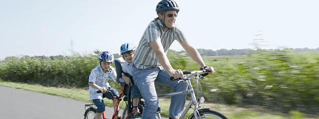 A guide to child bike seats