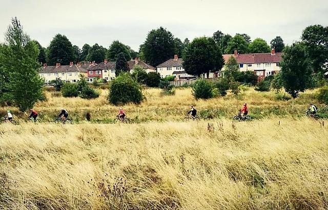 urban Explorer, Cycling, Birmingham, offroad, Fun