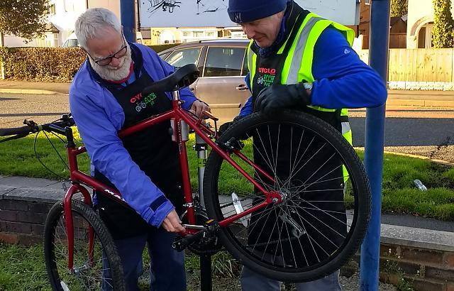 Bike mechanics