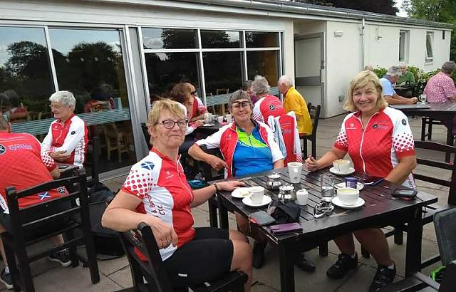 CTC Edinburgh at Coffee