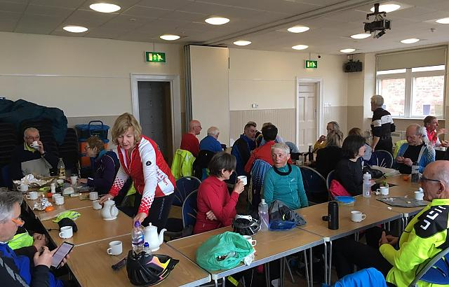 CTC Edinburgh at Lunch