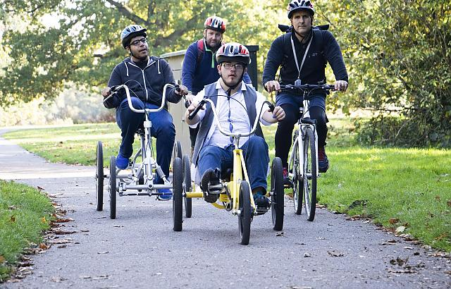 inclusive cycling