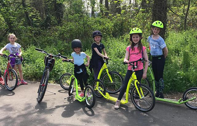 Child Footbiking Club