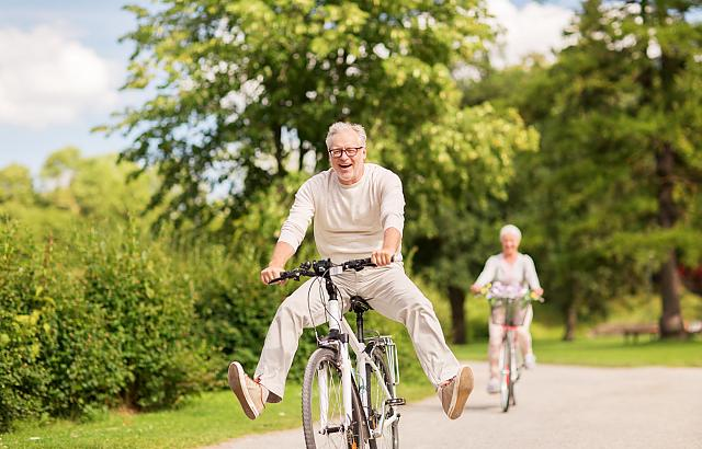 adult cycling
