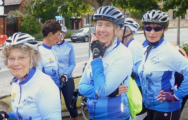 Wirral Bicycle Belles tops