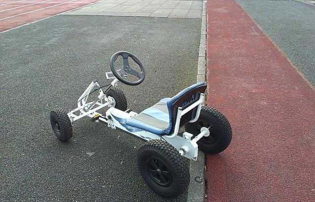 quad - go cart style