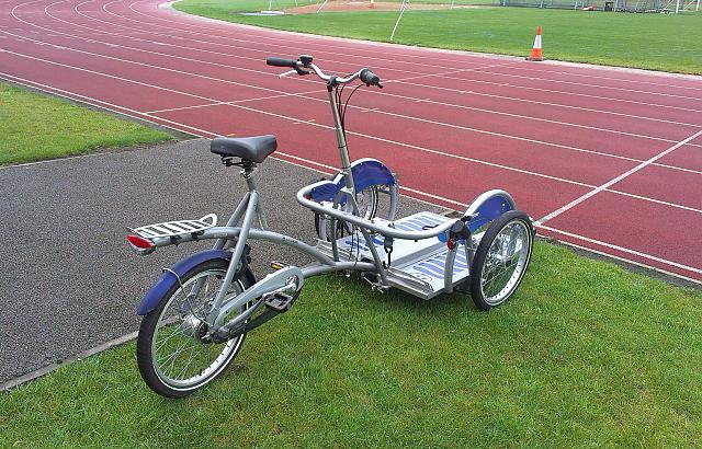 wheelchair carrier - Leigh