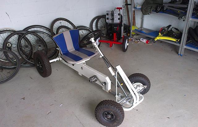 go cart - Leigh