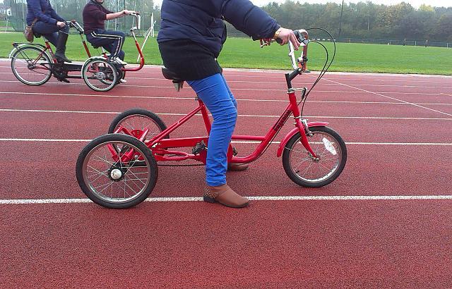small trike - Leigh