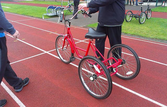 larger trike - Leigh