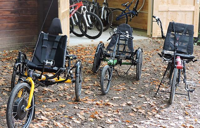 Adapted cycles