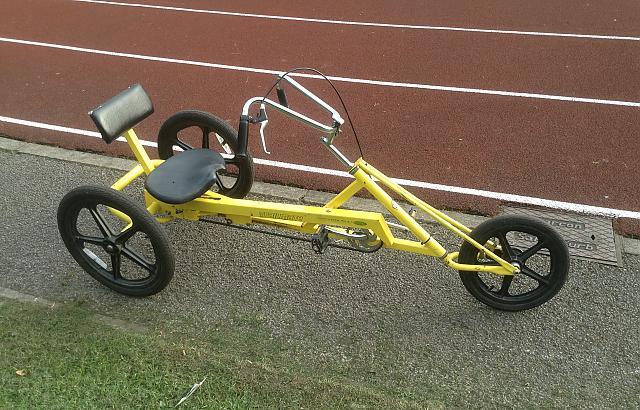 low access trike
