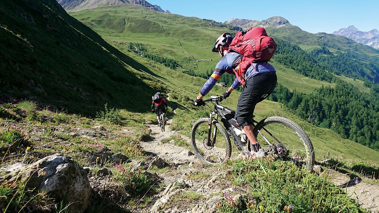 Great Rides Tour Du Mont Blanc Cycling Uk