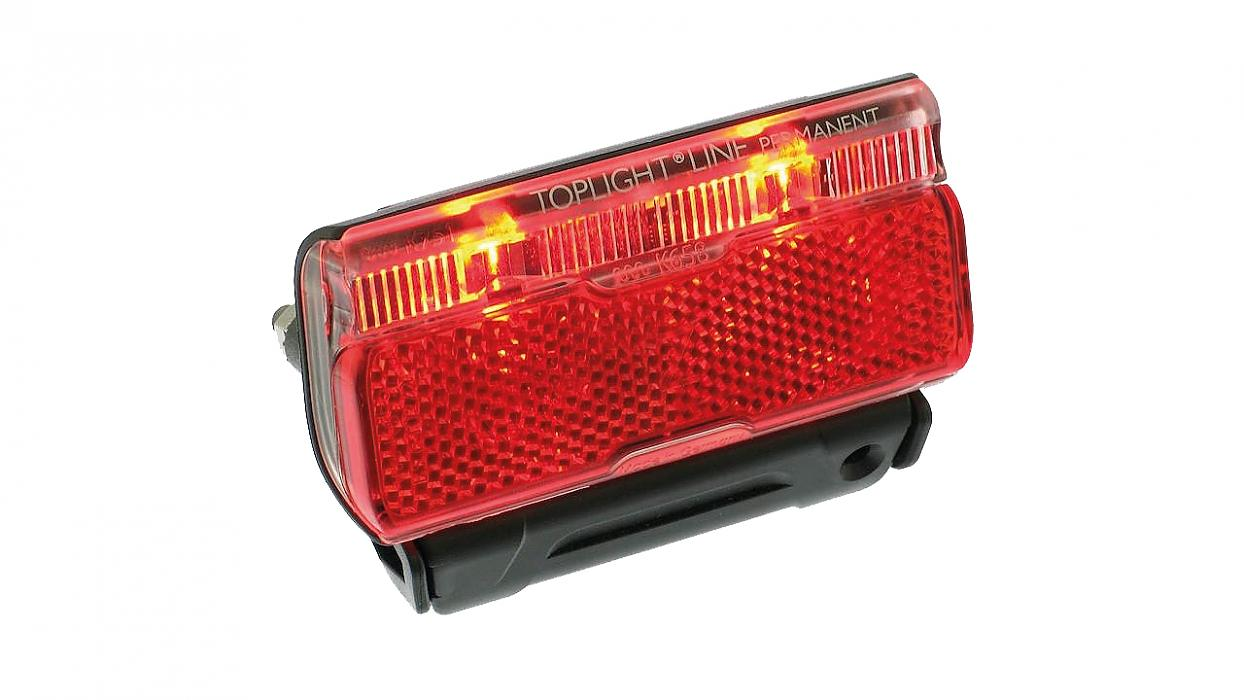 Choose The Best Rack Fitting Rear Lights Group Test Cycling Uk Recycledcircuitboardlamp1ajpg Busch And Muller Toplight Linetec Senso