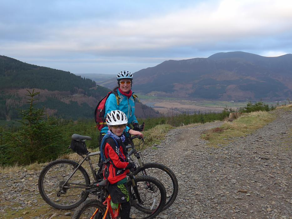 A guide to family-friendly cycling routes in the Lake District