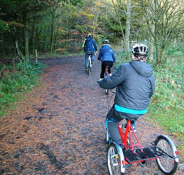 North Tyneside Council Cycleways 4 All Cycling Uk