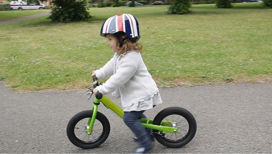 d0fc407dc0f Balance bikes are small starter bicycles for pre-school children. Like the  original bicycle, the 'running machine' of Baron Karl von Drais, ...