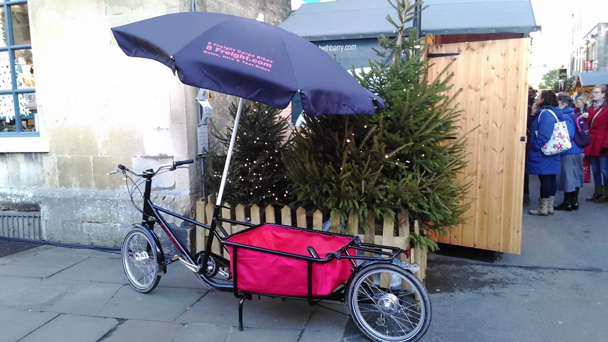 A guide to cargobikes | Cycling UK
