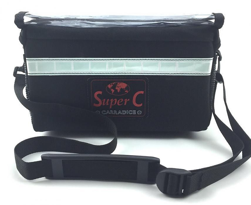 431f52fa79a4 Carradice Super C handlebar bag. RRP £70