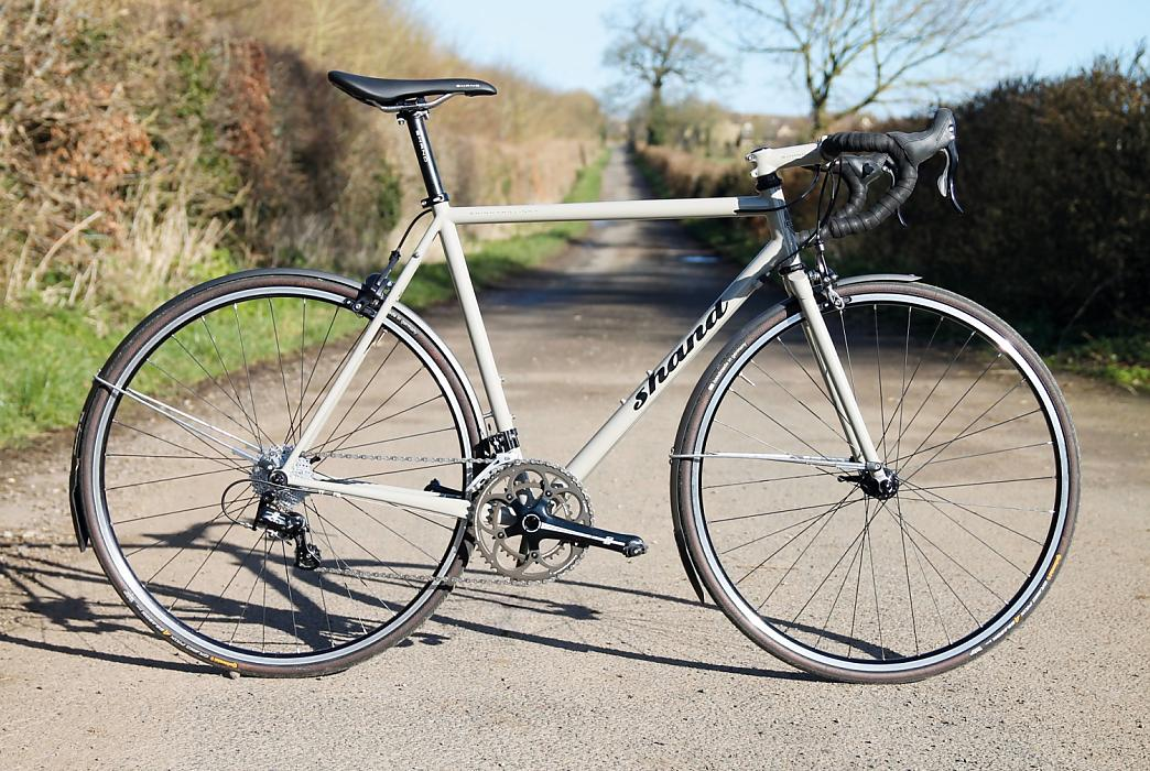 Steel Road Bike Test Mason Resolution And Shand