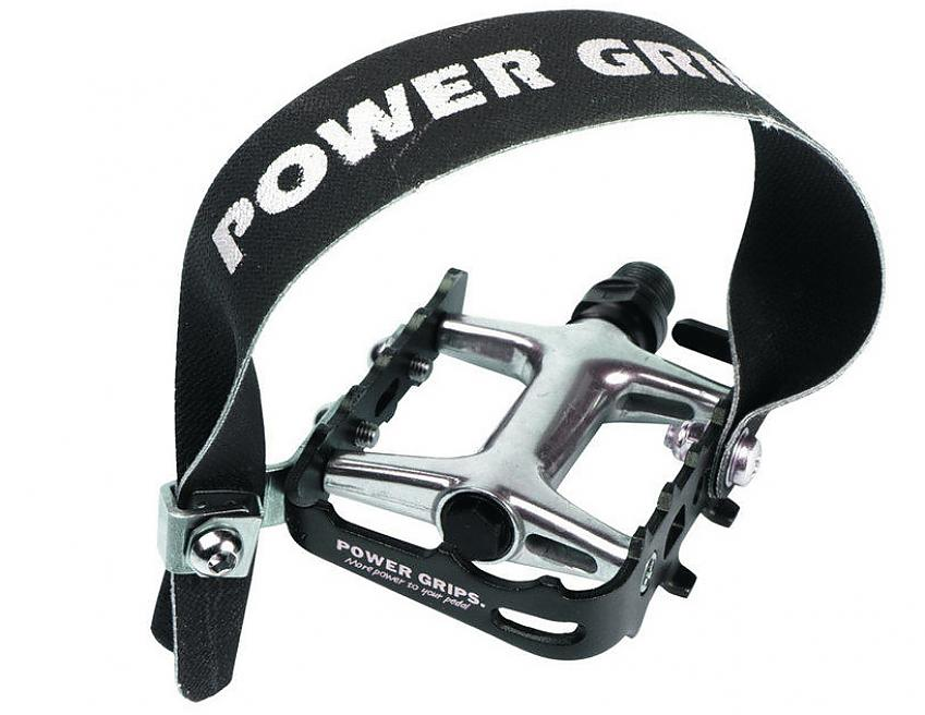 Power Grips Strap Set