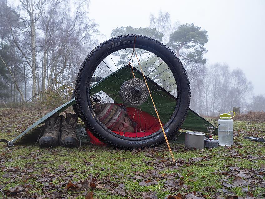 What to wear when winter bikepacking   Cycling UK