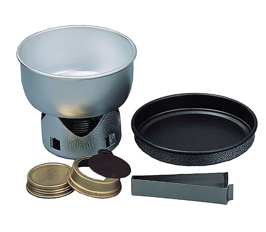 A mini-Trangia cook set