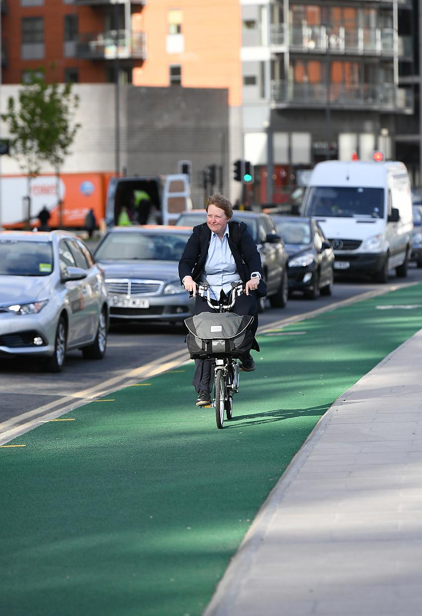 Cycling UK is calling for an urgent investment from the Government to increase cycling levels