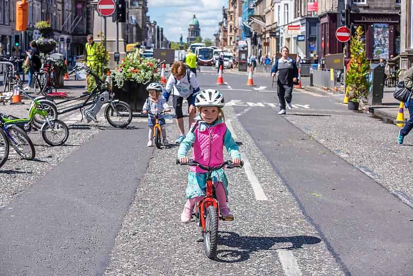 A shift to active travel is key to solving climate change