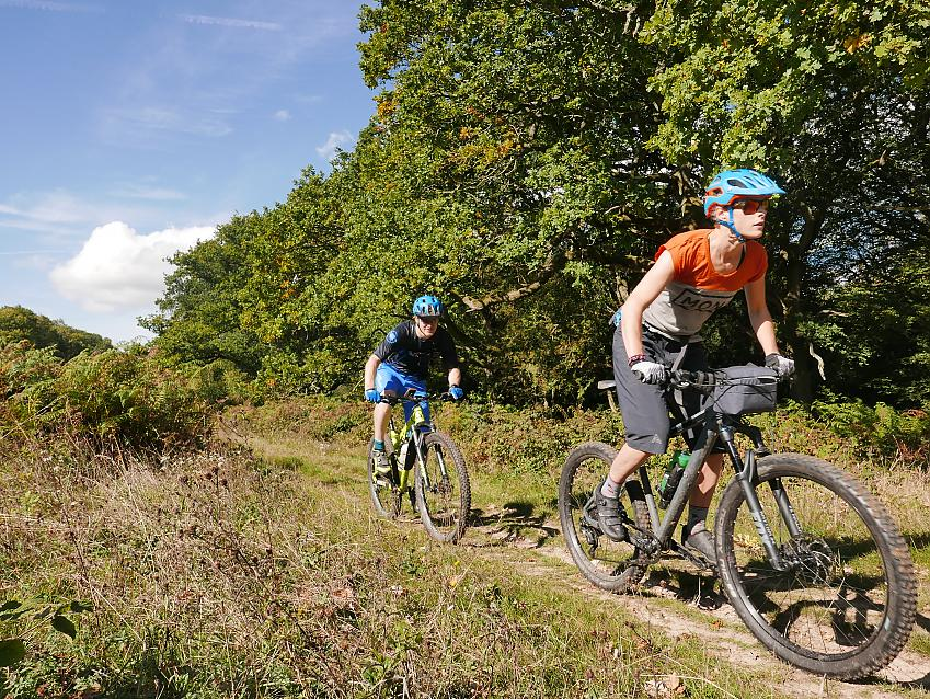 Mountain biking is set to get a boost in the Tweed Valley