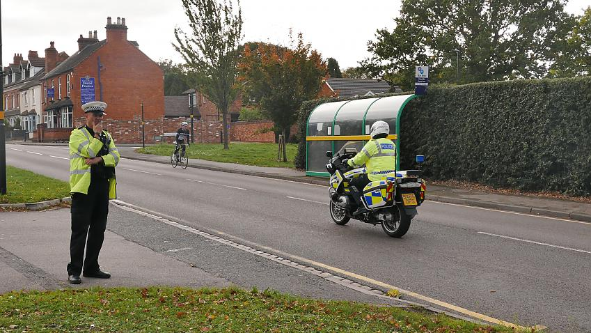 Enforcement is key to tackling speeding, but it's not the only solution