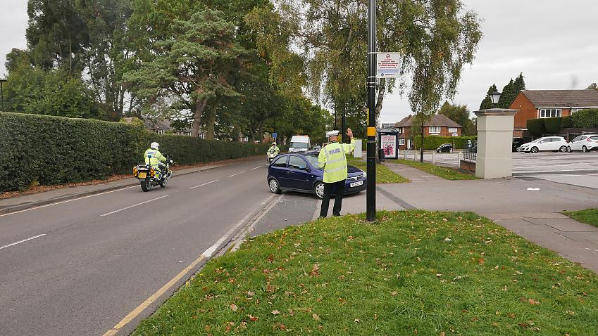 Cycling UK will have plenty to input into an upcoming review of roads policing