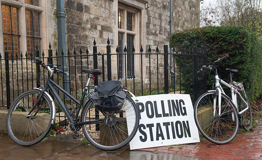 Our General Election Campaign saw 664 candidates sign our pledge to support active travel - 44 of whom were elected