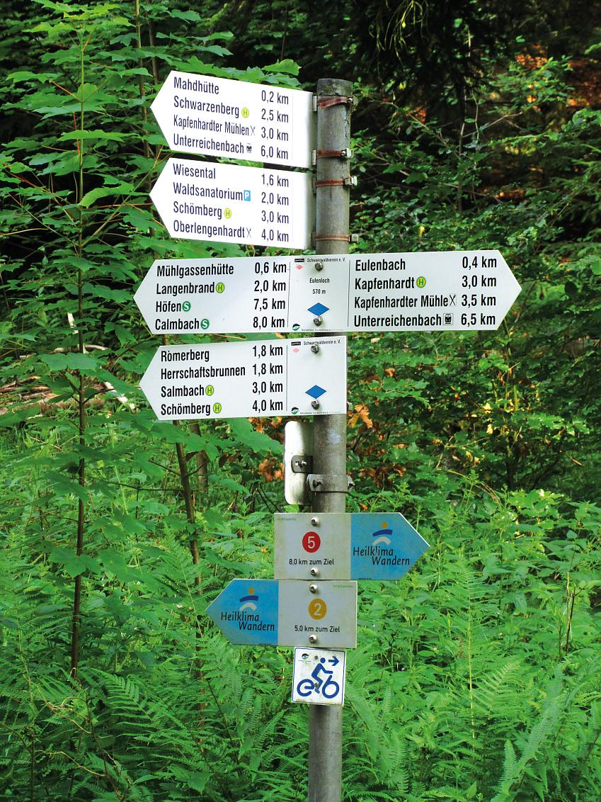 Germany has an enviable cycle network
