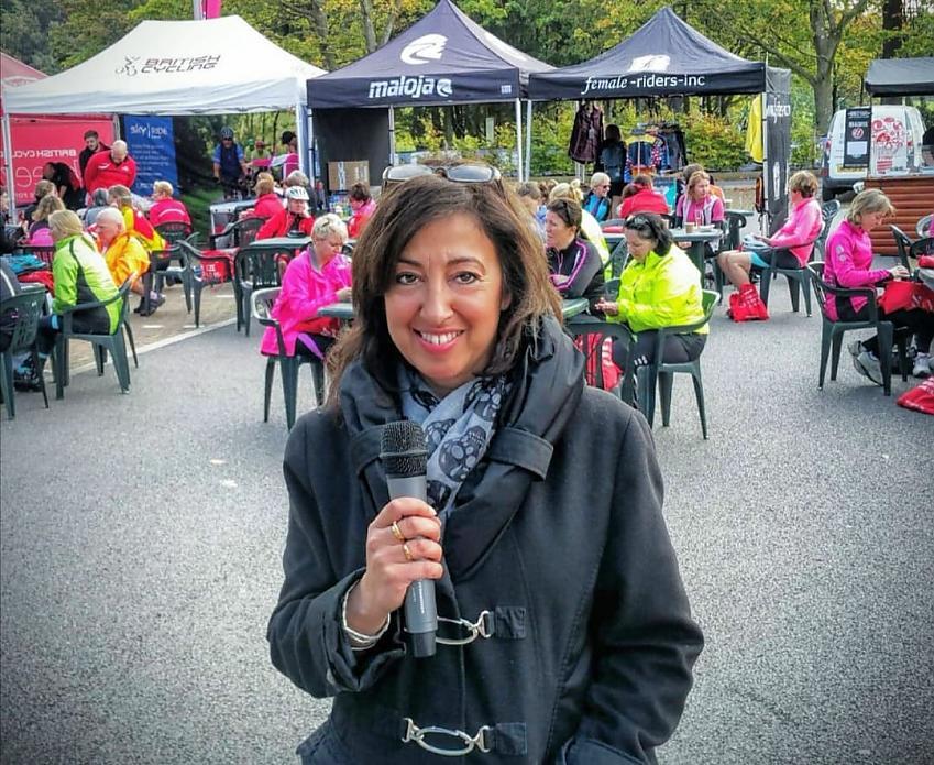 Diane Jeggo 100 Women in Cycling 2020