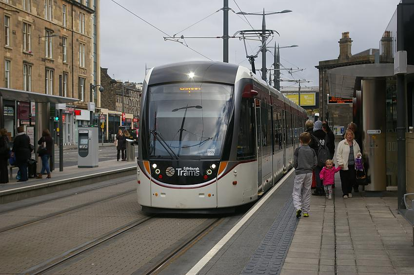 Edinburgh's tram tracks have proven dangerous for cyclists