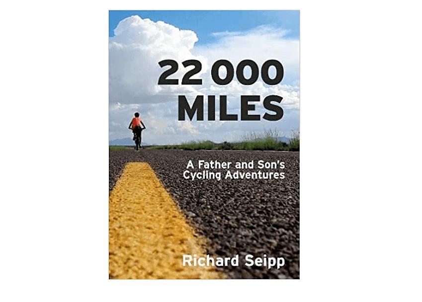 22,000 Miles book