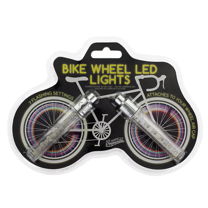 Bike LED wheel lights
