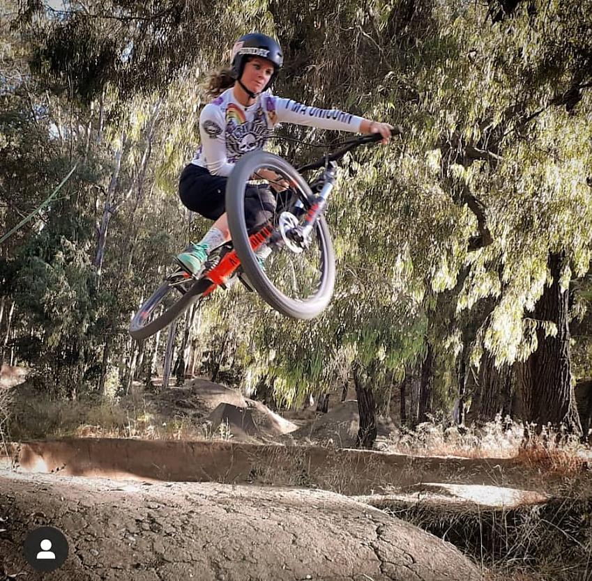 Anna Glowinski 100 Women in Cycling 2018