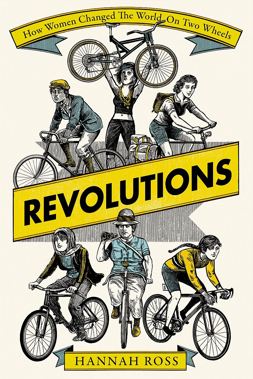 How Women Changed the World on Two Wheels