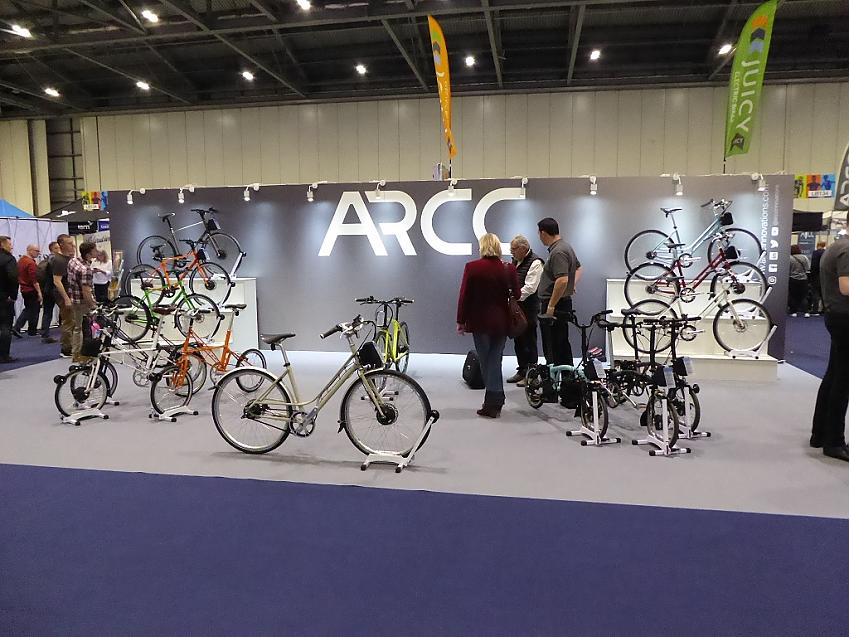 The Arcc stand