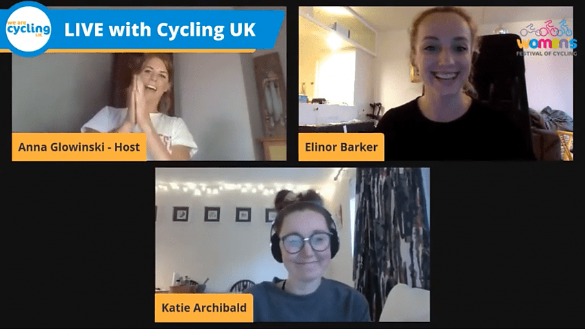 Anna, Elinor, and Katie chat Olympics