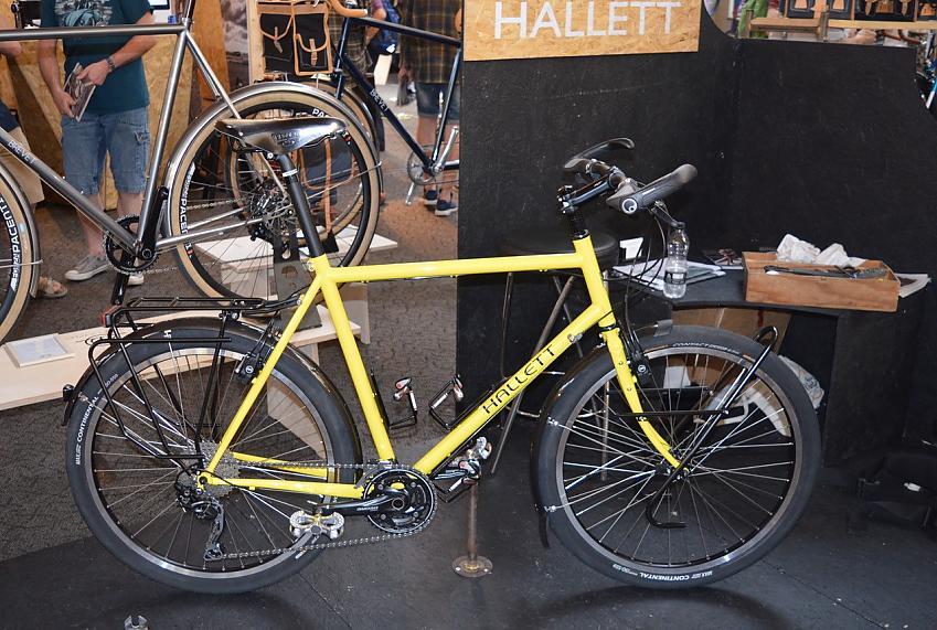 Hallett bike