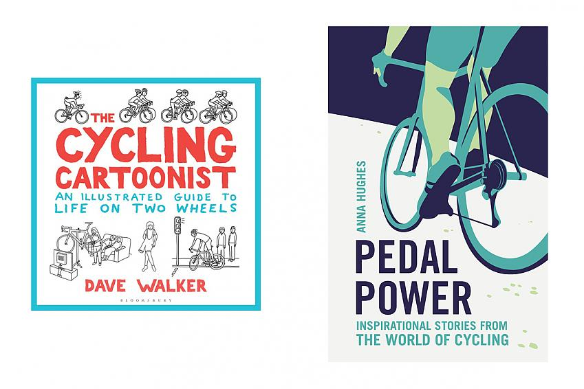 Top 10 Books The Cycling Cartoonist and Pedal Power