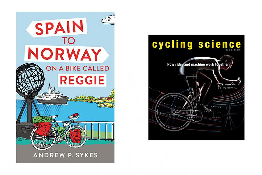 Top 10 Books Spain to Norway Reggie and Cycling Science