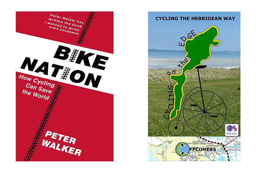 Top 10 Books Bike Nation and Cycling the Hebridean Way