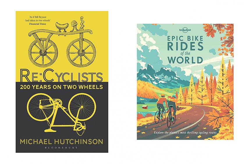 Top 10 Books 200 Years on Two Wheels and Epic Bike Rides