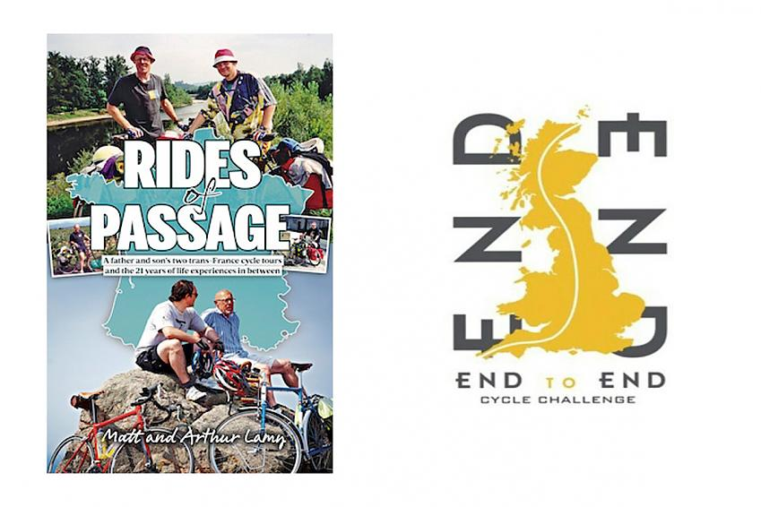 Top 10 Books Rides of Passage and Cycling UK's End to End